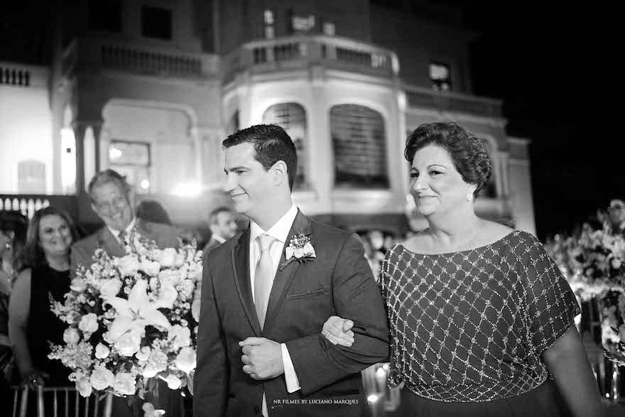 Casamento no Jardim noite