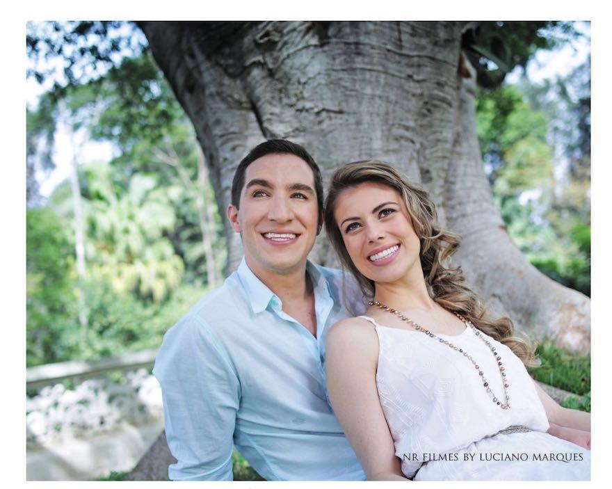 Ensaio fotográfico pré-wedding